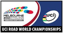 2010 UCI World Road Cycling Championships logo